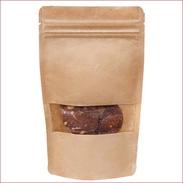 画像1: クラフトスタンド袋 (1)